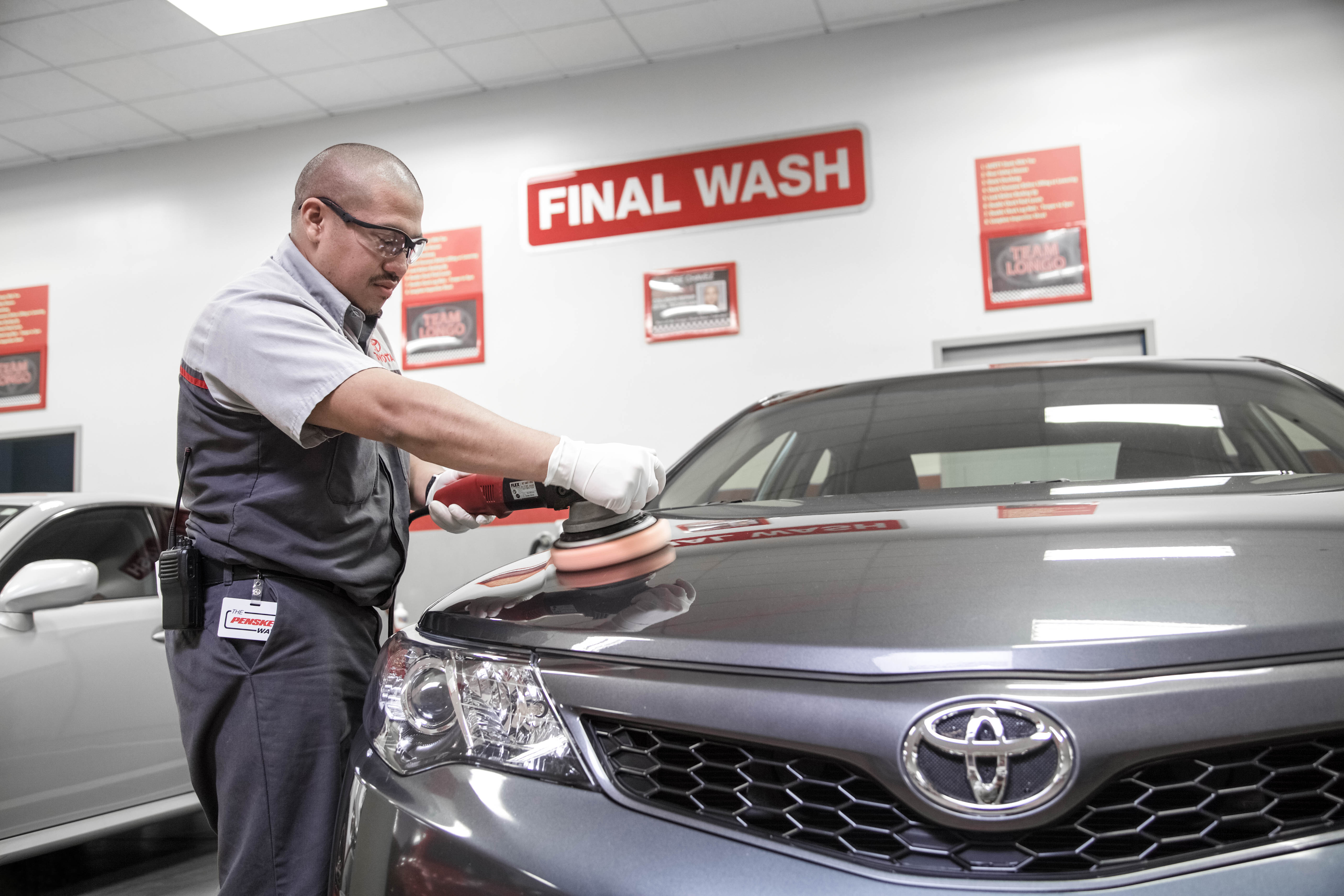 toyota certified collision center