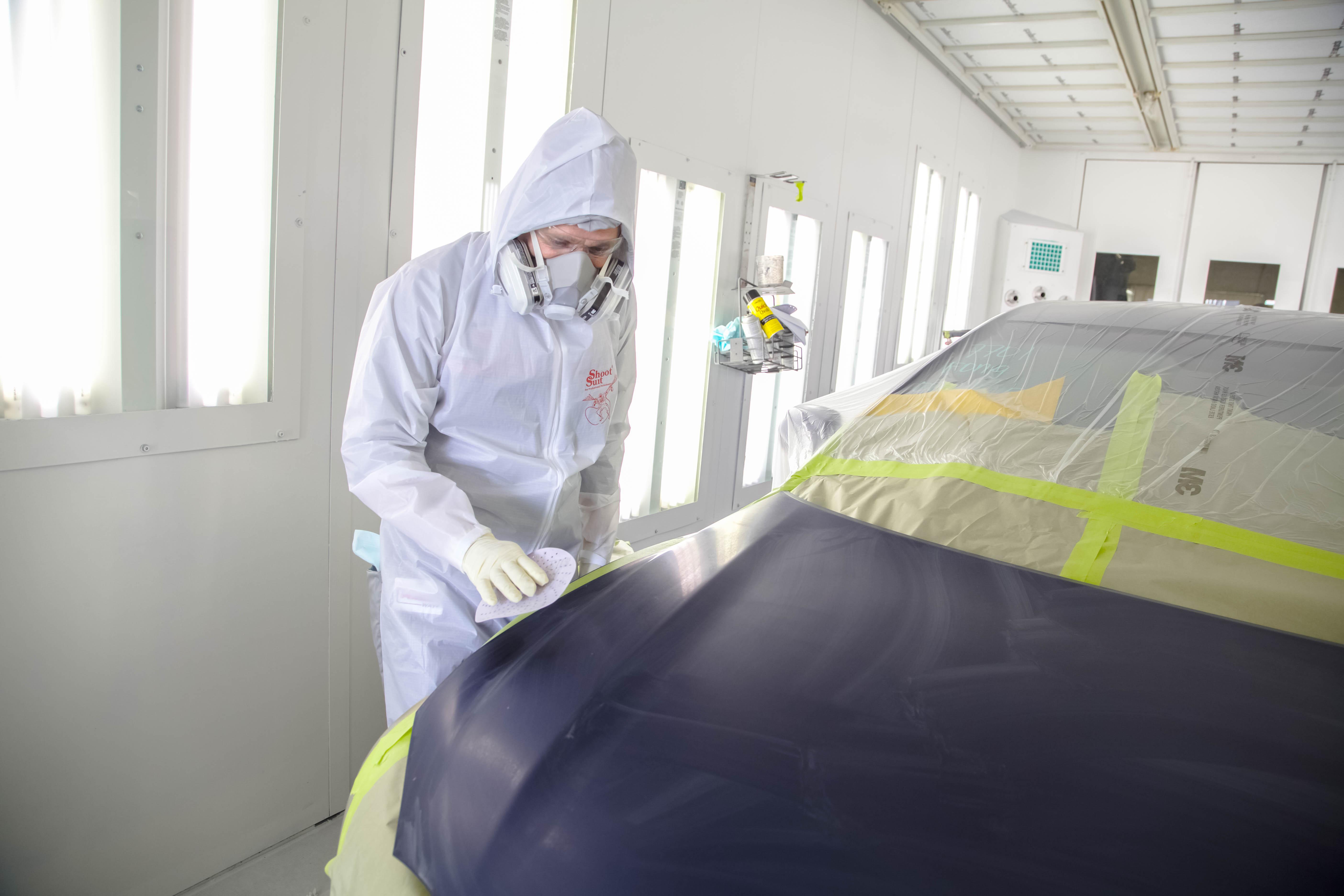 custom paint services