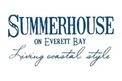 Summerhouse on Everett Bay