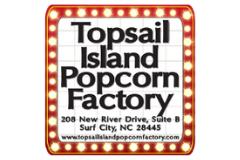 Topsail Island Popcorn Factory