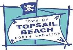 Topsail Beach logo