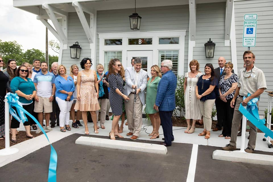 Caldwell Realty- hampstead Ribbon Cutting (2)