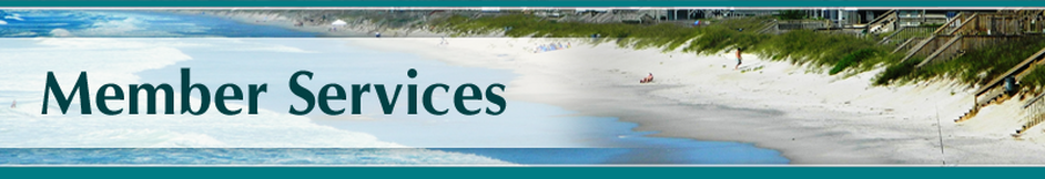 Members Services Banner