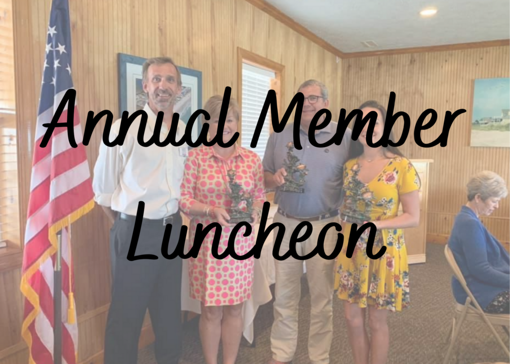 Annual Member Luncheon