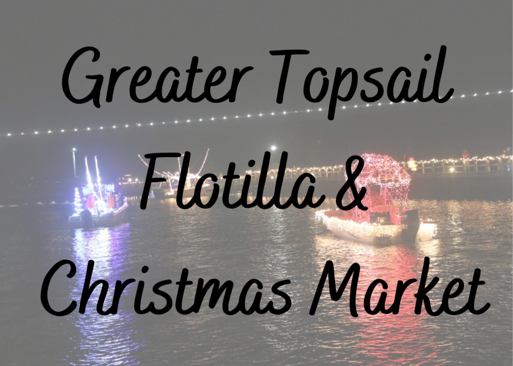 Greater Topsail Flotilla and Christmas Market