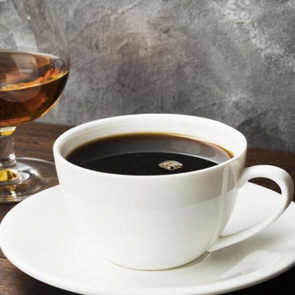 Receta de café al coñac