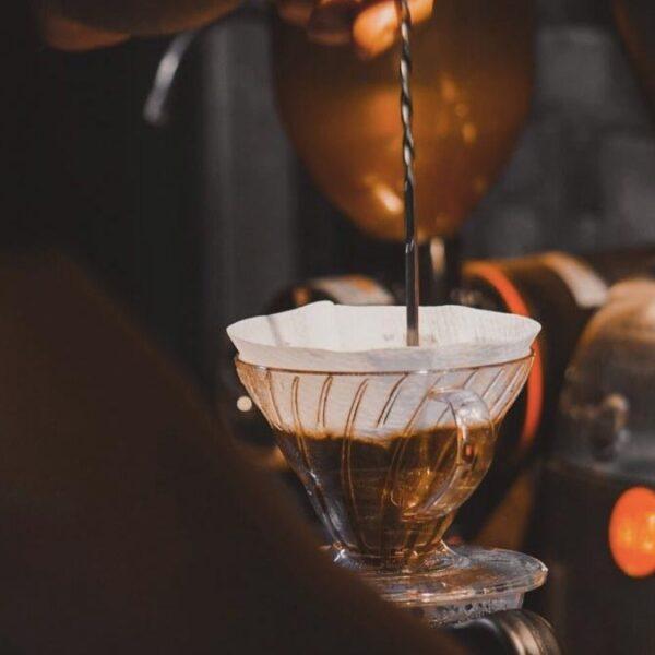 Haz café con el método Clever