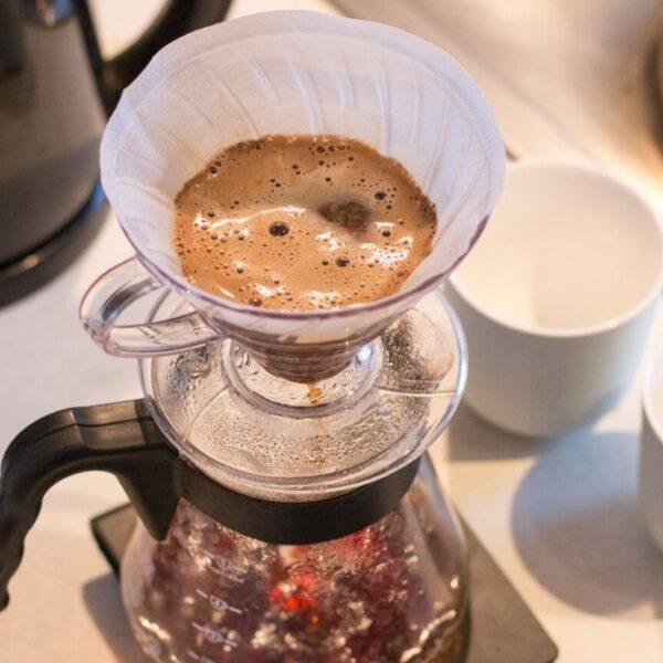 Filtros para café.