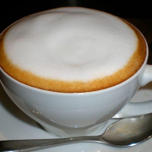 Cómo hacer cappuccino perfecto. Receta.