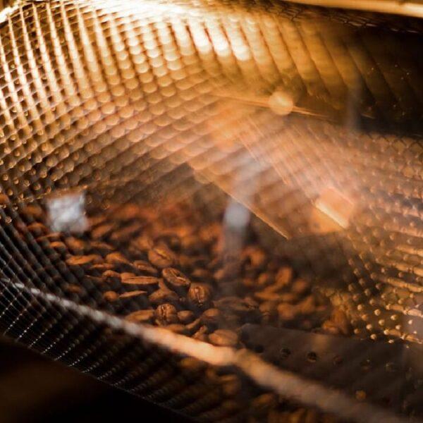 Tipos de tostadores para café.