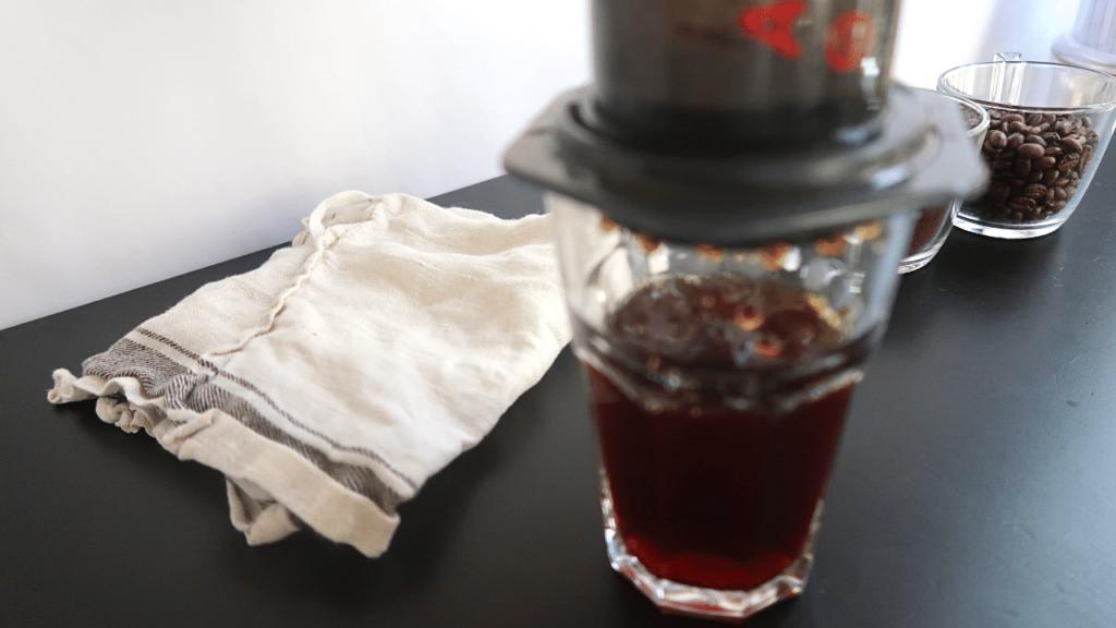 Cómo hacer Cold Brew con Aeropress
