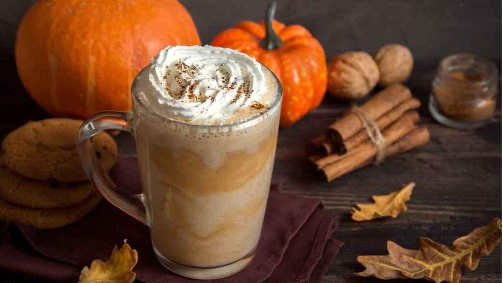 Pumpink Spice Latte.