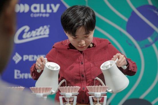 Jia Nin Du. Origami. 2019.