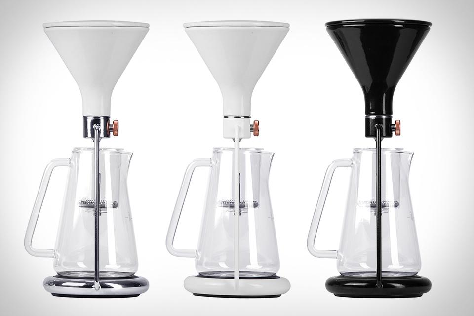 Gina. Máquina de café inteligente