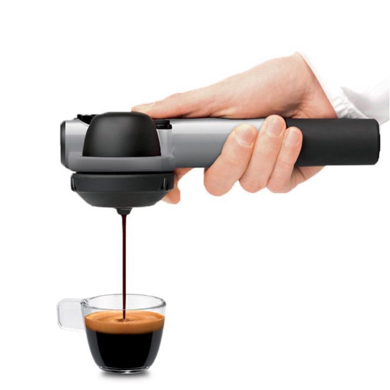 Handpresso. Máquina de café portatil