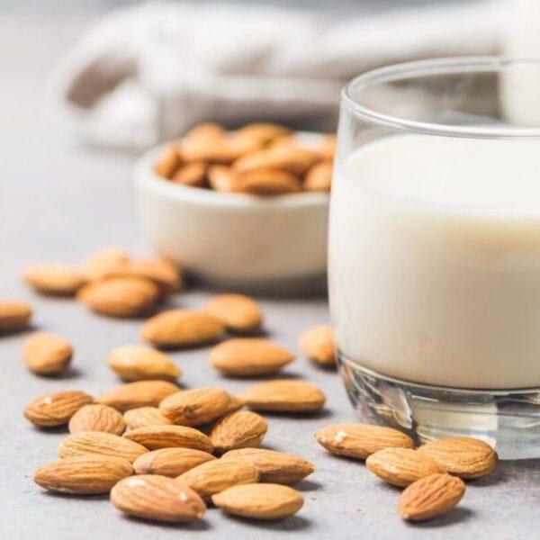Emulsionar leche vegetal