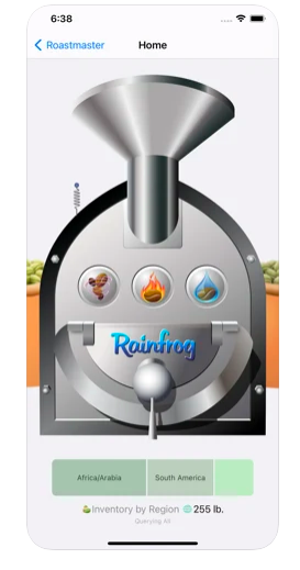 Roastmaster App