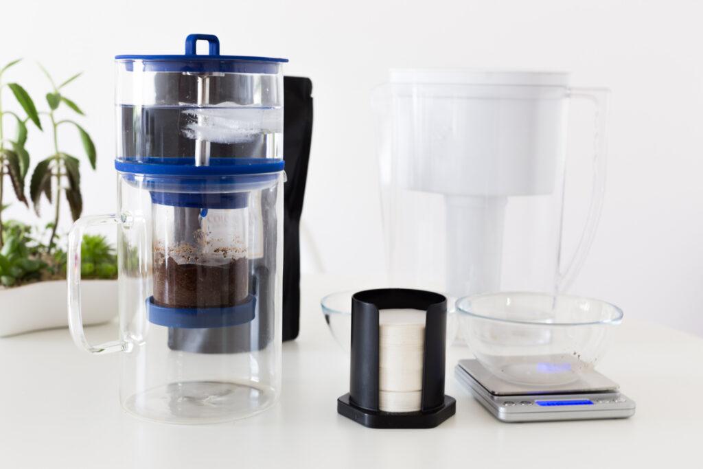 Cold Bruer. Extracción del café en frío