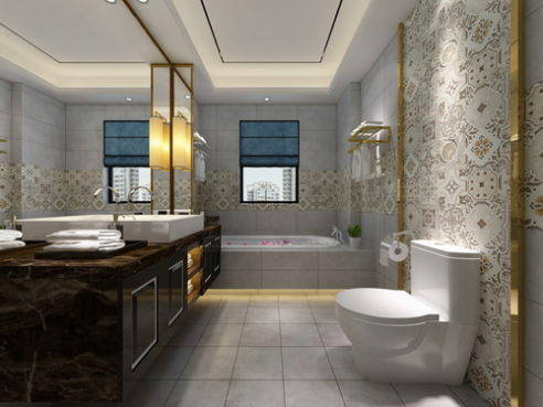 Bring you a taste of new world tiles