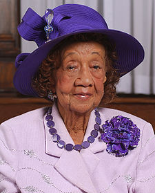 Civil Rights Activist Dr. Dorothy Height