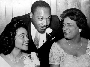 MLK, CSK and Dr. Dorothy Height