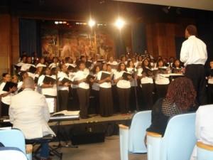JSI Choral Risers