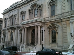 JSI at George Peabody Library