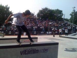 Maloof Money Cup 2011 DC Bleachers