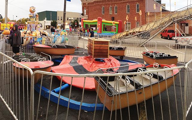 Pirate Boats