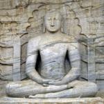 Buddha, Polonnawura, Sri Lanka 512px