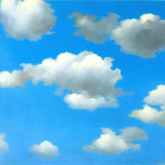 Clouds - Magritte