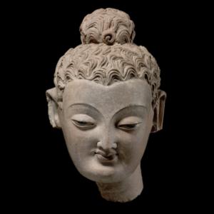 Gandhara Buddha 600px