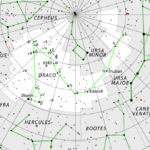 Polaris constellation chart
