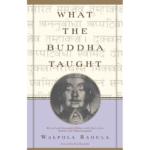 Rahula, Walpola - What the Buddha Taught 512px