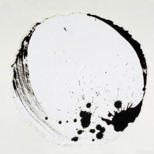 Enso (untitled) Max Gimblett
