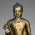 Buddha offering protection, Metropolitan Musem of Art