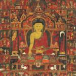 Buddha Life Story (with 12 deeds)