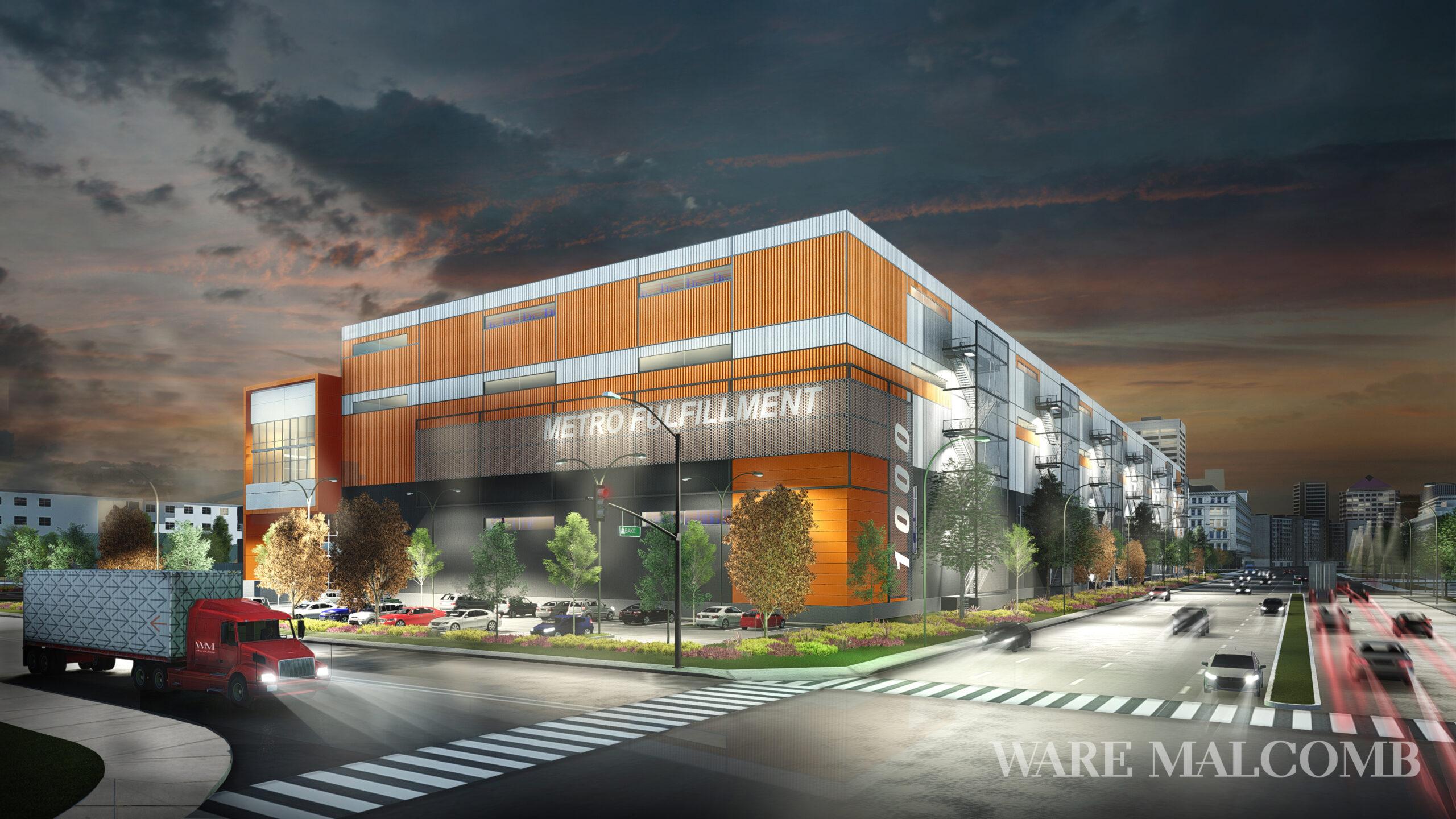 Warehouse CRE