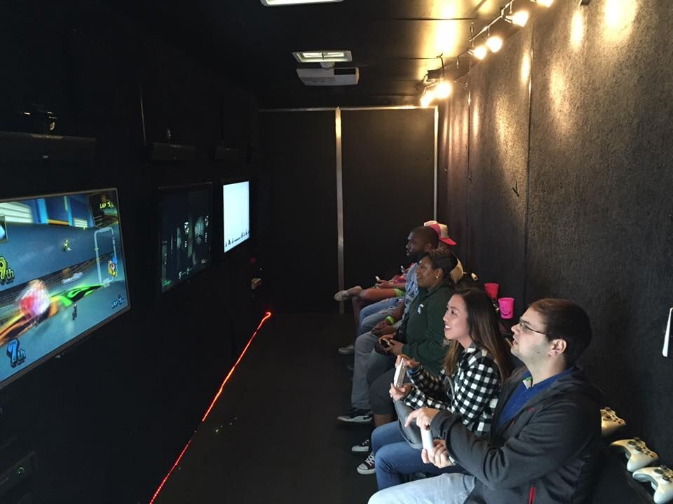 Game On Premium Video Game truck