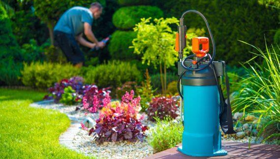 Responsible Landscape Pest Control Methods