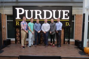 Purdue Black and Gold Award