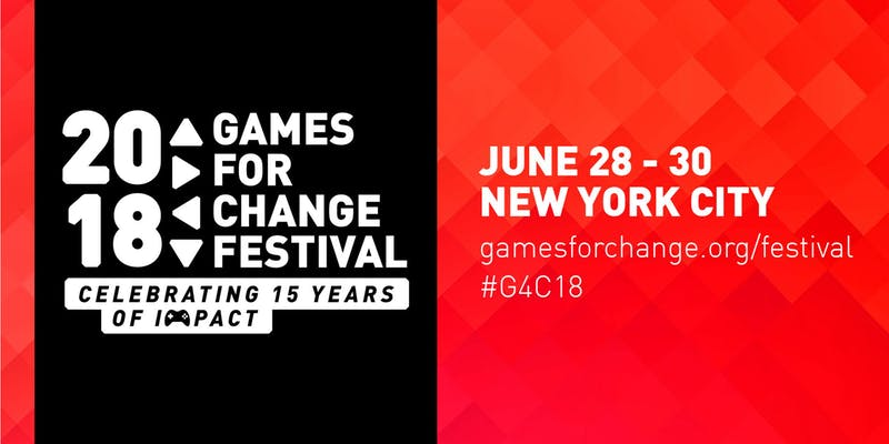 Explore Interactive showcased in the 2018 Games For Change Festival Marketplace