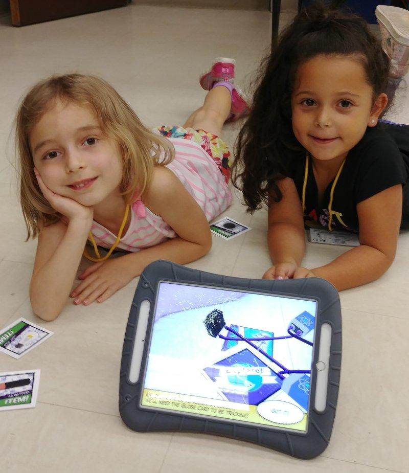 Purdue GERI Kindergarten Augmented Reality Game