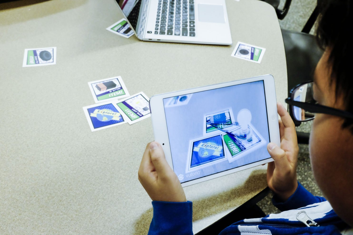 Explore Interactive Augmented Reality