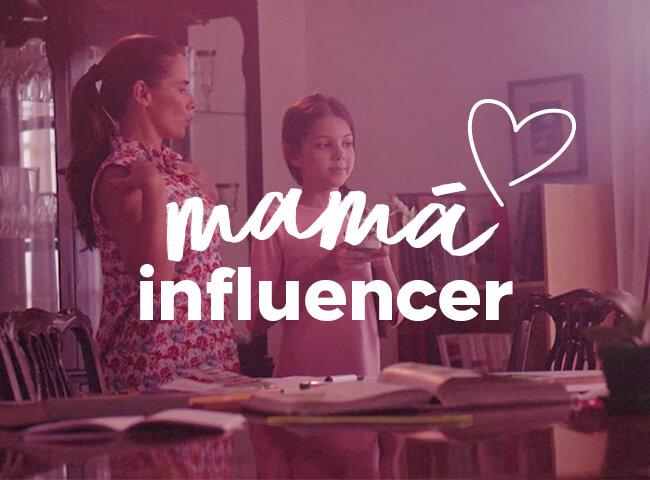 mamá influencer