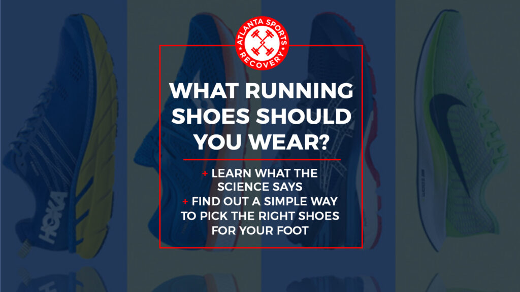 WHAT RUNNING SHOES SHOULD YOU BE WEARING?