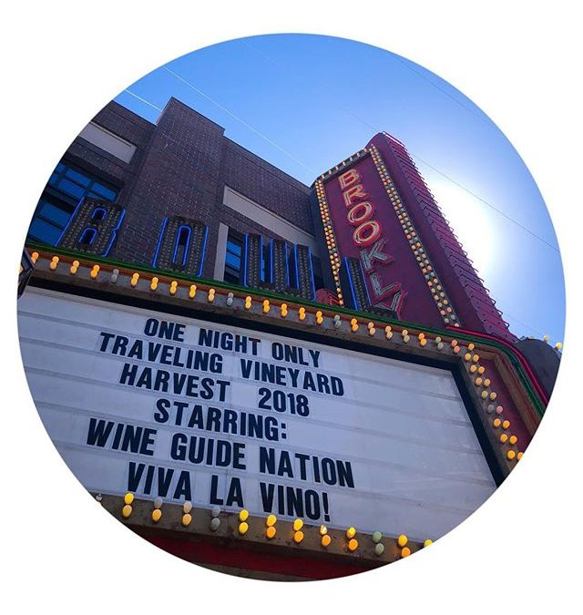 thank you @bbowlvegas for hosting such an incredible #finale w/us for #harvestvegas2018 w/ @songdivision#upinlights #vivalavino @travelingvineyard