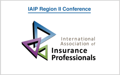AIAP Conference Logo.