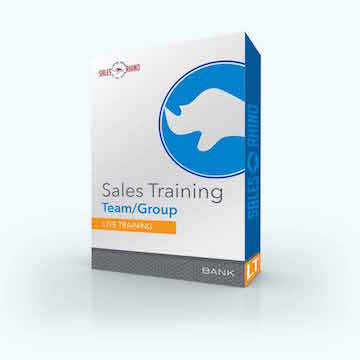 Sales Training Team Group Box Cover.