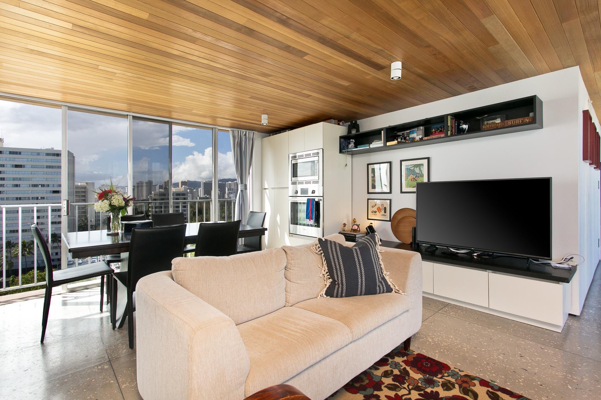 Top Floor Penthouse